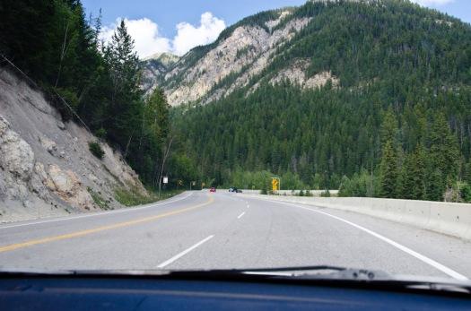 Kootenay Driving