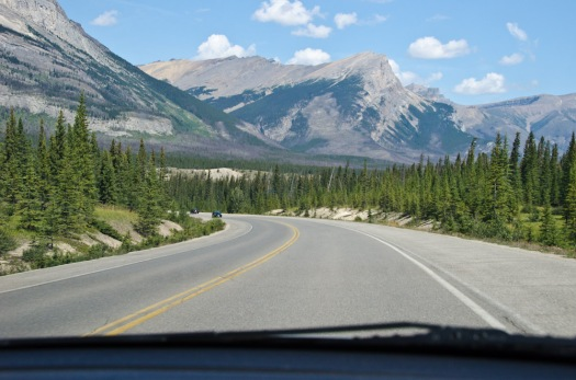 Awesomeness on the Icefields Parkway