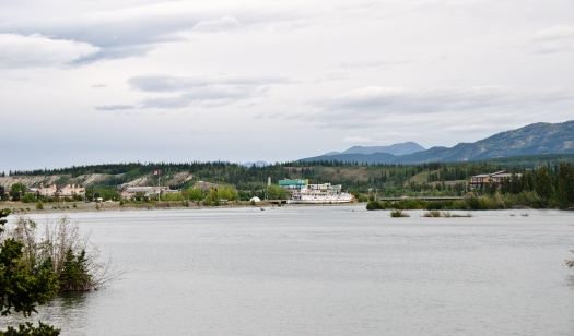 Whitehorse and the Yukon River