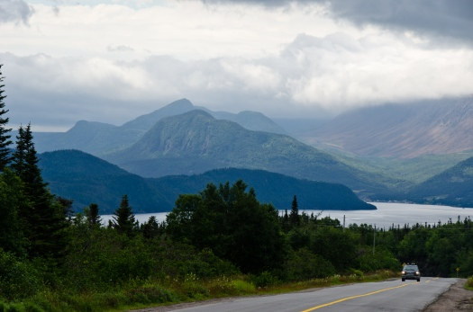 First sights of Gros Morne