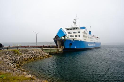 The Labrador Ferry