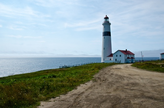 The Point Amour Lighthouse