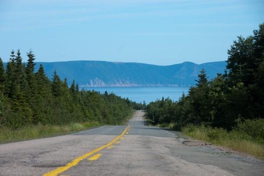 Near White Point, Nova Scotia