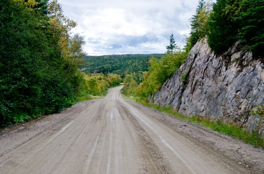 Back Road near Lake Superior